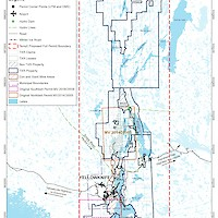 Application to Merge and Expand TerraX's Land Use Permits and Apply for a New Water License for the Yellowknife City Gold Project